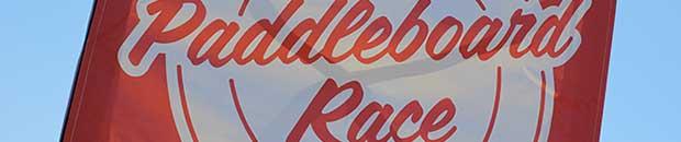 Paddleboard Race - June 2015
